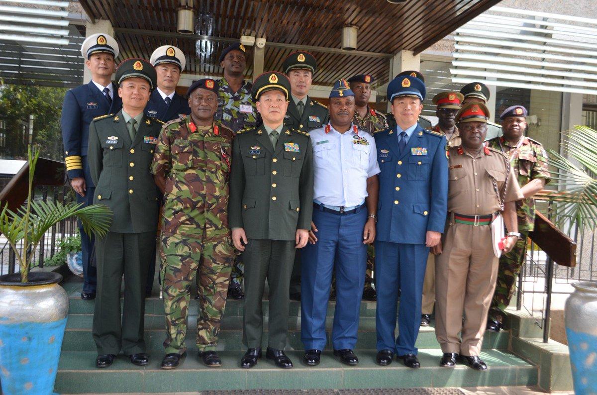 Kenya Defence Forces on Twitter: