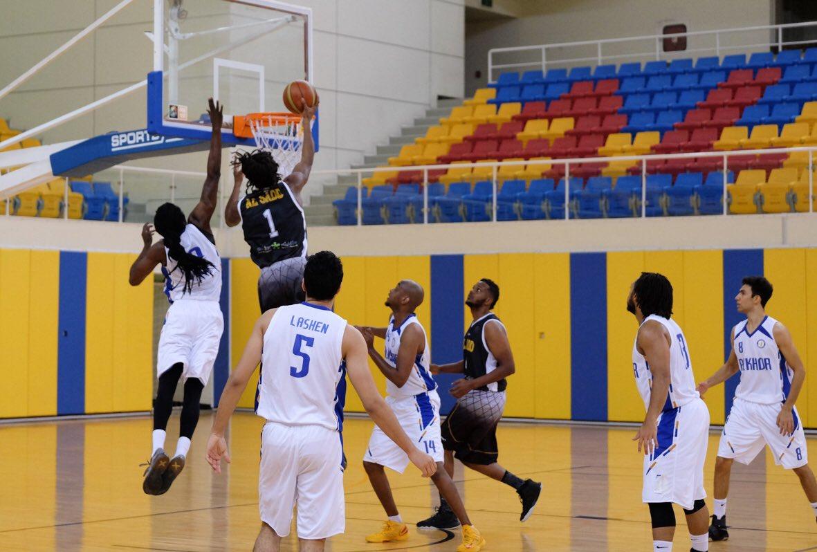فوز السد والعربي بدوري كرة السلة