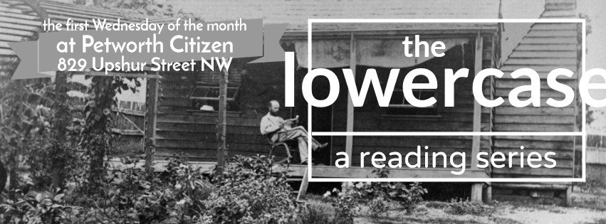 Don't miss this month's Lowercase reading TONIGHT from 7:00-9:00 pm @PetworthCitizen. https://t.co/gVead0JZtE https://t.co/nS6yE7z0Nn