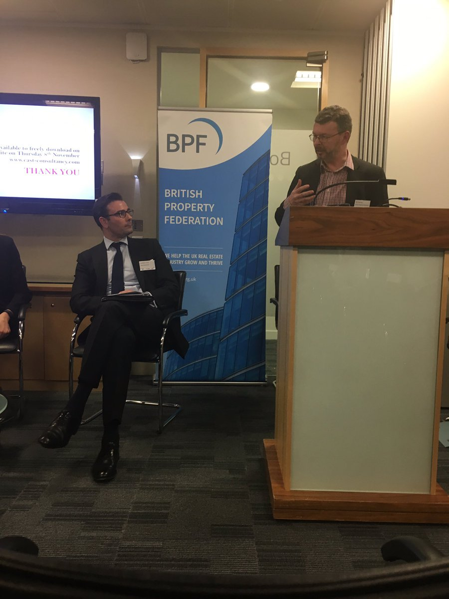 Interesting debate: Are amenities in PRS schemes about premium value today or future proofing tomorrow? #britprop