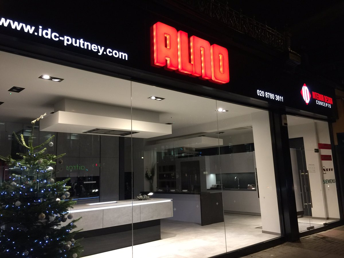 Interior Design Concept Kitchen Store Alno Has Opened In East Putney ALNOUK Idc Pictwitter AH9LmcmjCo