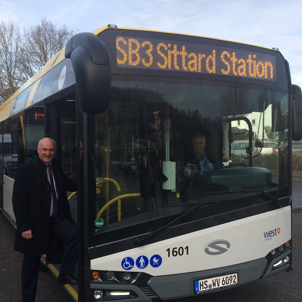 Image result for SB 3 geilenkirchen bus