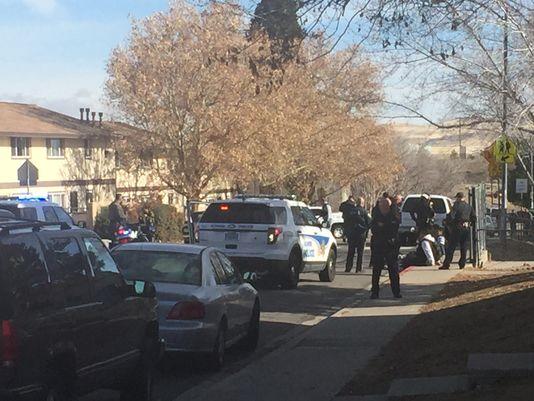 Police confirm shooting at Reno high school