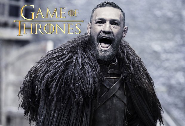 CONFIRMED: Conor #McGregor WILL be in the next season of Game of Thrones #GOT #UFC https://t.co/G6cxmcqIa0
