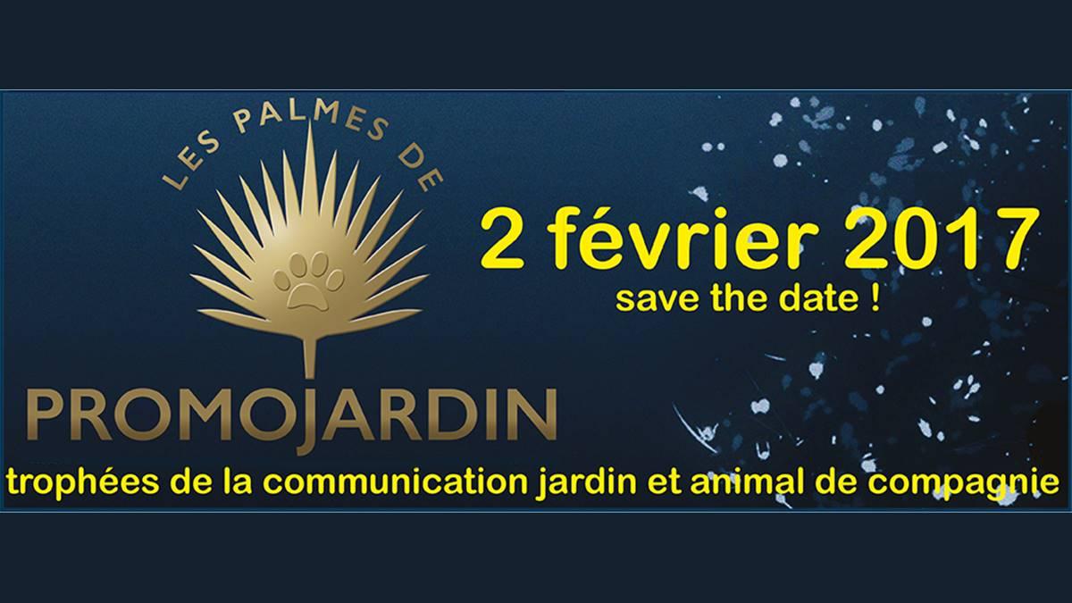 J+1 -  Les Palmes de PromoJardin – le 2 février 2017 – Inscriptions ouvertes ! https://t.co/baCxjto71g