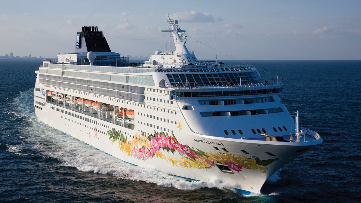 BREAKING: NCL, Oceania and Regent get permission to sail Cuba cruises https://t.co/uV369kOU1c https://t.co/4QES7fjfLX