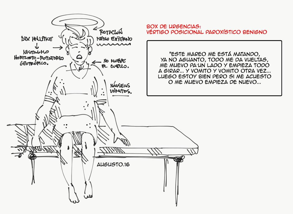 como se cura el vertigo posicional paroxistico benigno