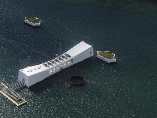 PearlHarborRemembranceDay: The U.S.S. Arizona Memorial continues to tell its story ->