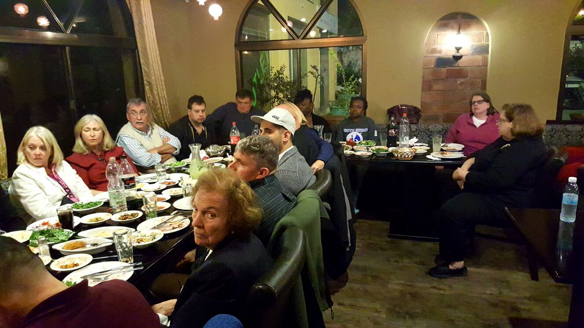 test Twitter Media - Last nights our #AIFLSUPER16 had dinner at Nof Carmel with Zeidan Atashi, a Druze leader and AIFL board member. #AIFLCommunity https://t.co/6o95HXofhh
