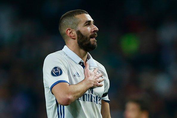 الهدف الثاني لريال مدريد من رأسية لبنزيمة في دورتموند