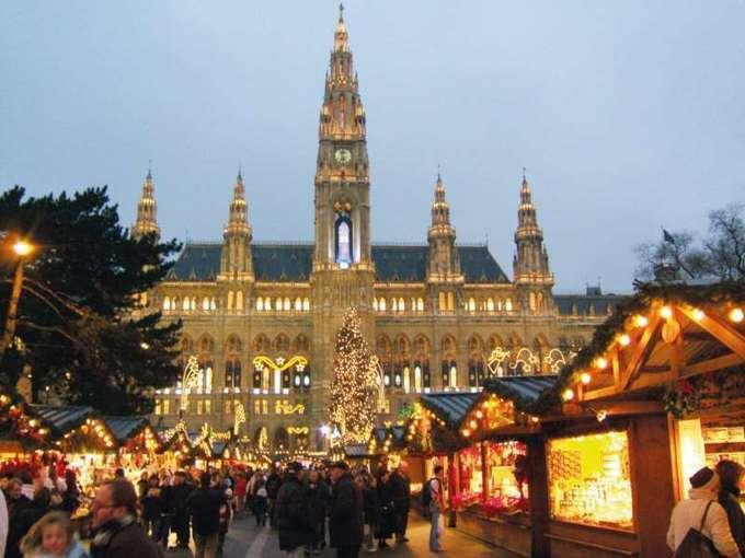 Vienna (Austria): centro d'arte e cultura, alla moda e divertimento