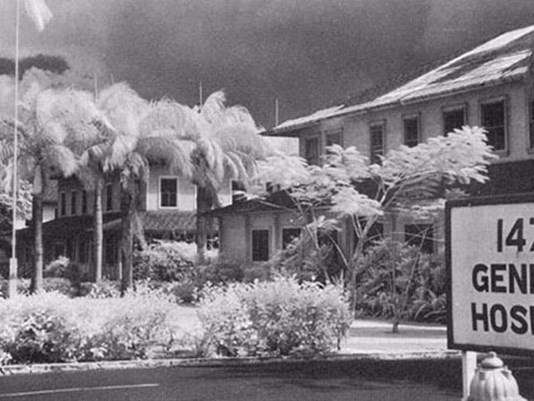 Rarely told Pearl Harbor stories of female military nurses -> PearlHarborRemembranceDay