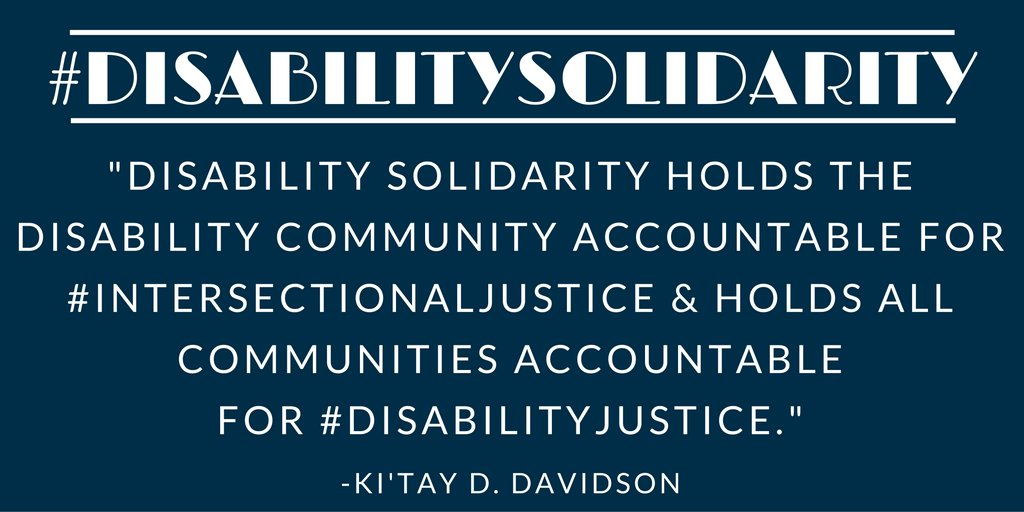 Thumbnail for #CripTheVote: Intersectional activism & the #disability community