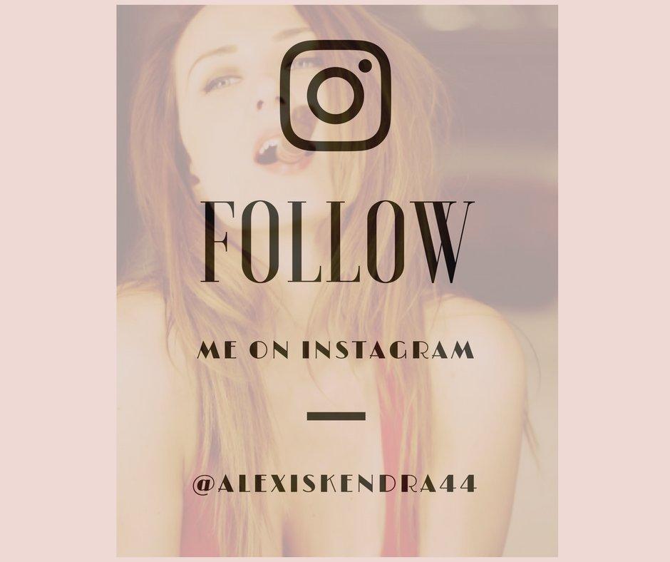 Alexis Kendra Instagram