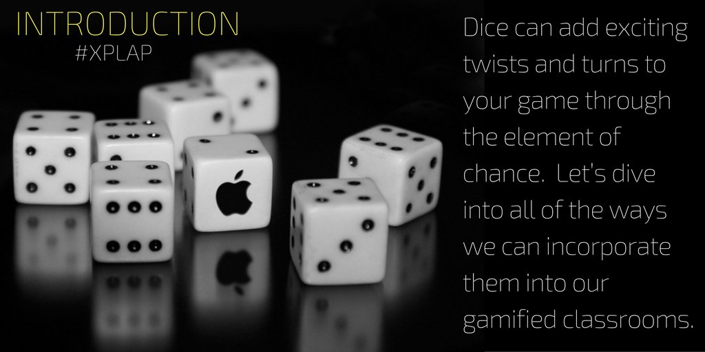 Welcome to #XPLAP! Excited for tonight's chat! Please introduce yourself & share your favorite dice game. https://t.co/pXwx03YnQG