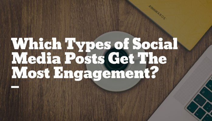 Appreciate RT @DrJLozada  Which Types of Social Media Posts Get The Most Engagement?  https://t.co/xDfSViTIVW https://t.co/ls4QMird9l