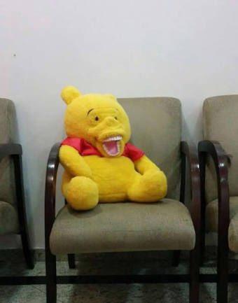 リアルすぎてトラウマになりそう!歯科界に現れたぬいぐるみたちが怖すぎる!