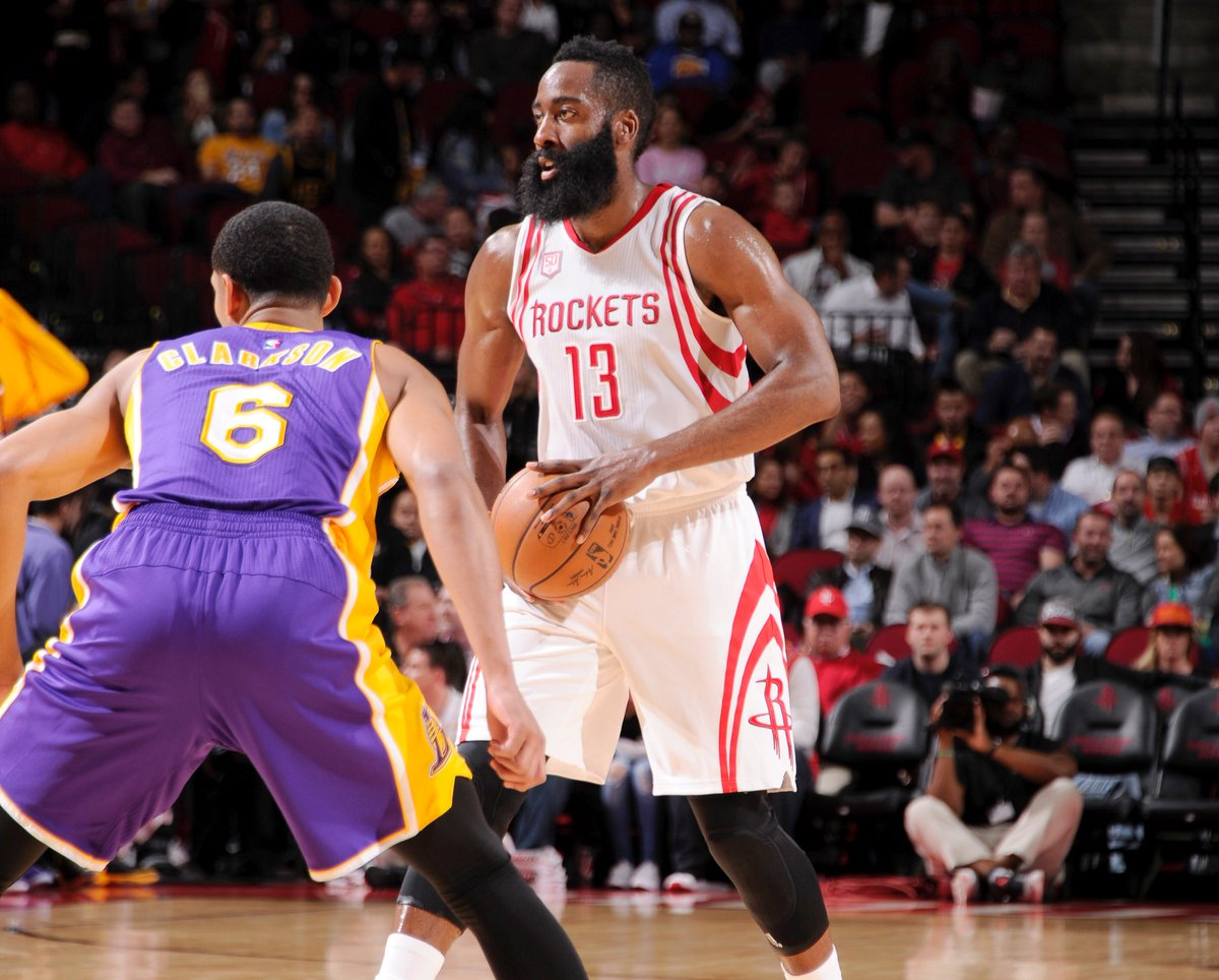 lakers vs rockets