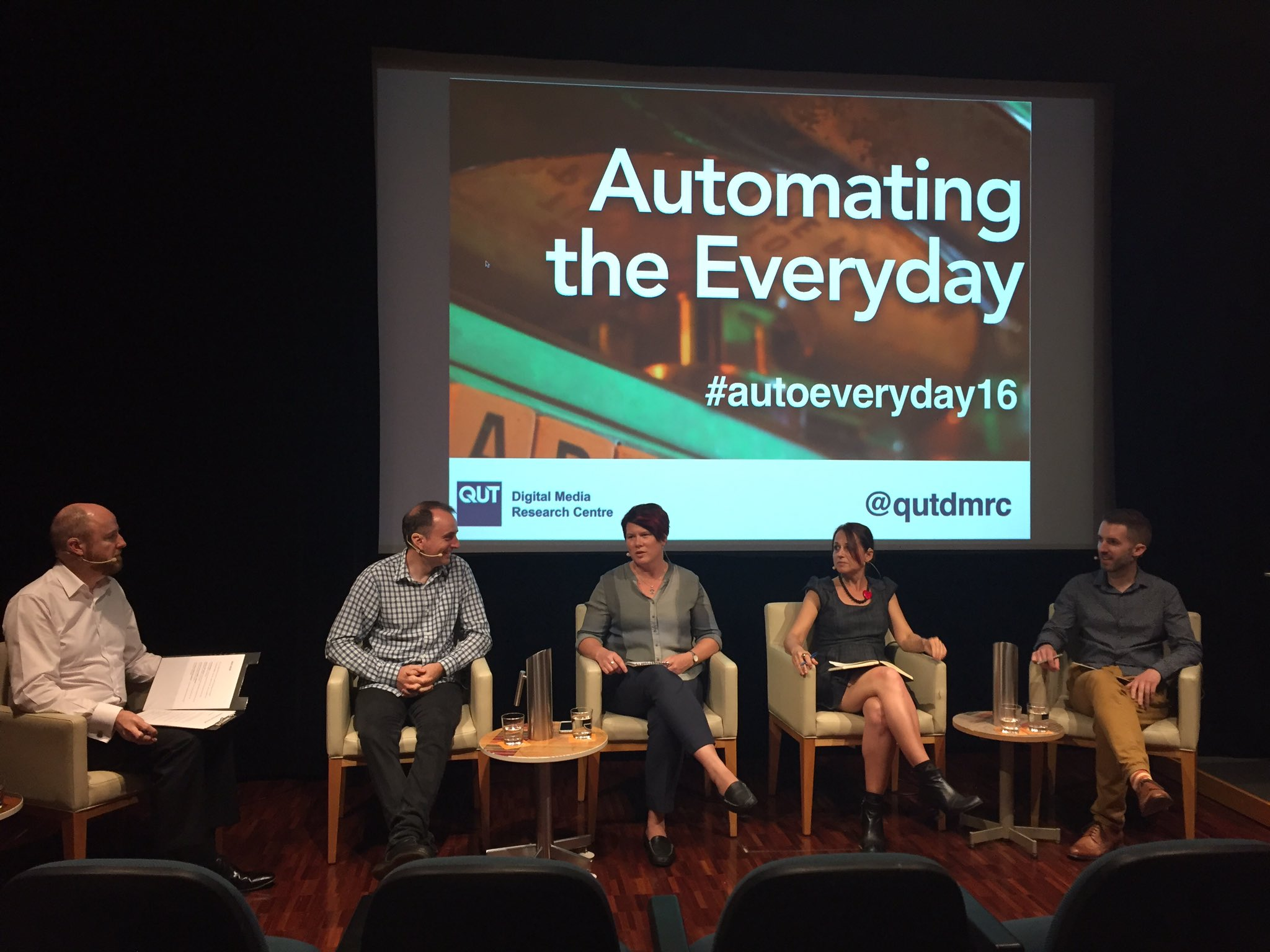 Thumbnail for Automating the Everyday #Autoeveryday16