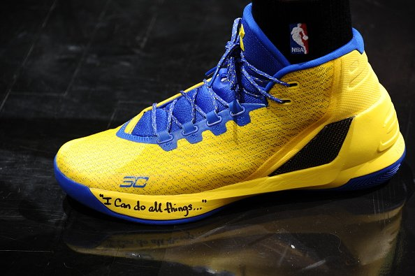 ee2e184fb07 SoleWatch   StephenCurry30 wearing the Under Armour Curry 3.