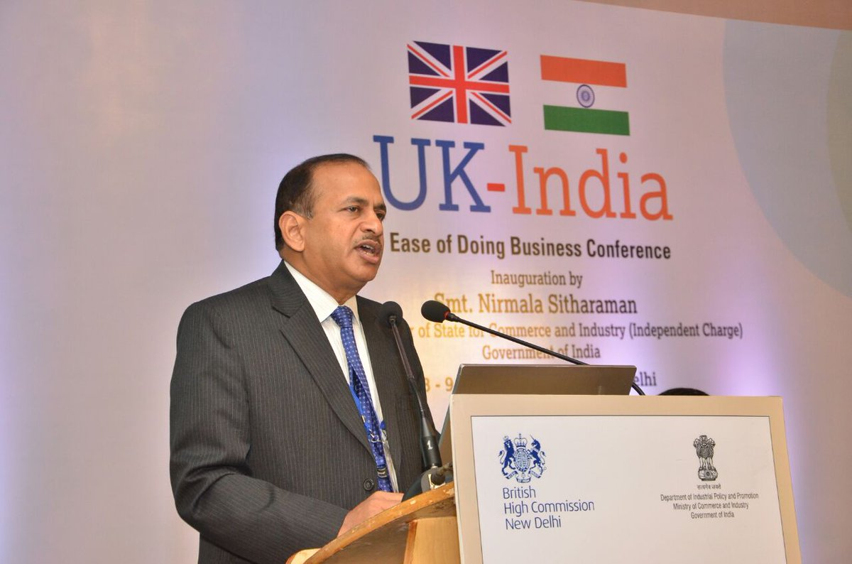 """Key Highlights: """"India-UK"""" Ease of Doing Business Conference Key Highlights: """"India-UK"""" Ease of Doing Business Conference CzIhVvDUsAAmo2l"""