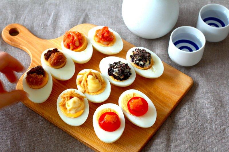 簡単 おつまみ 卵