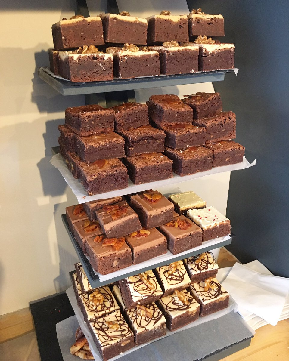 Coffee Lab Uk On Twitter Look At Our New Brownie Display