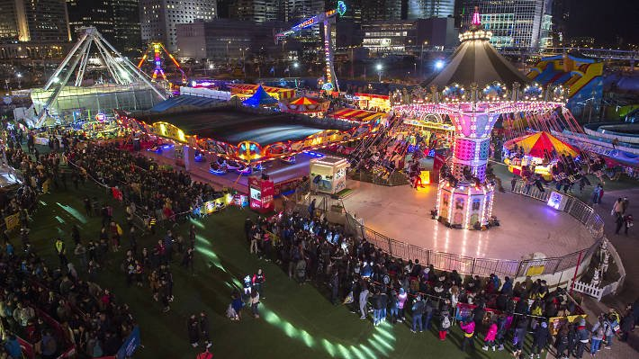 The AIA Great European Carnival returns to Central Harbourfront. Read more: https://t.co/X2CC5cZZbg https://t.co/aDzapyfAJh