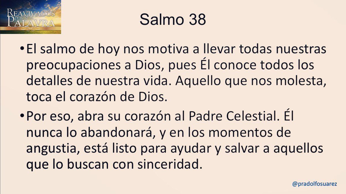 Iglesia Adventista on Twitter: \