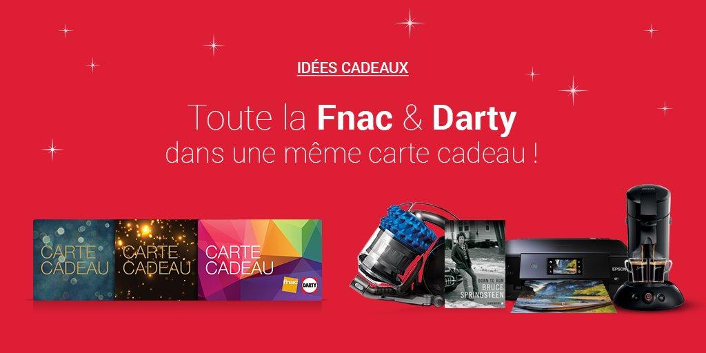 Carte Cadeau Fnac Pour Noel.Fnac On Twitter En Panne D Idee Cadeau Pour Noel