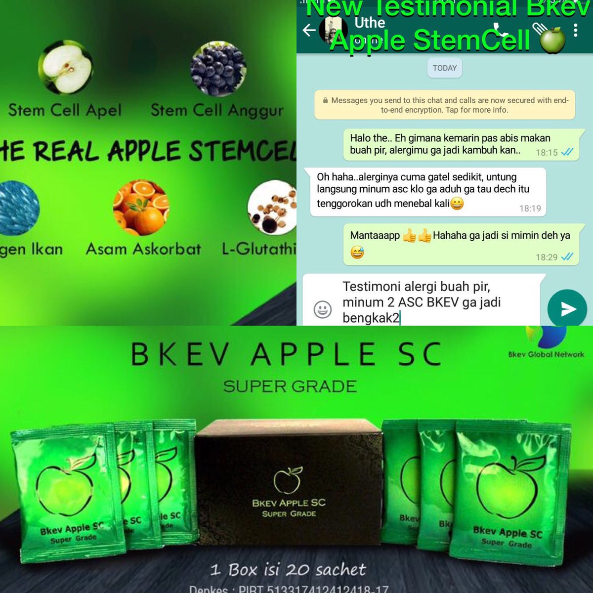 Applestemcell Hashtag On Twitter Applesc Stemcell Apple Biogreen 0 Replies Retweets Likes