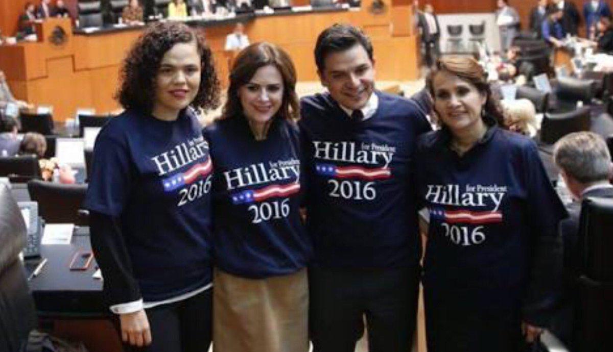 Senadores mexicanos. Frente a la amenaza, la imbecilidad... https://t.co/iQm2BaFUiL