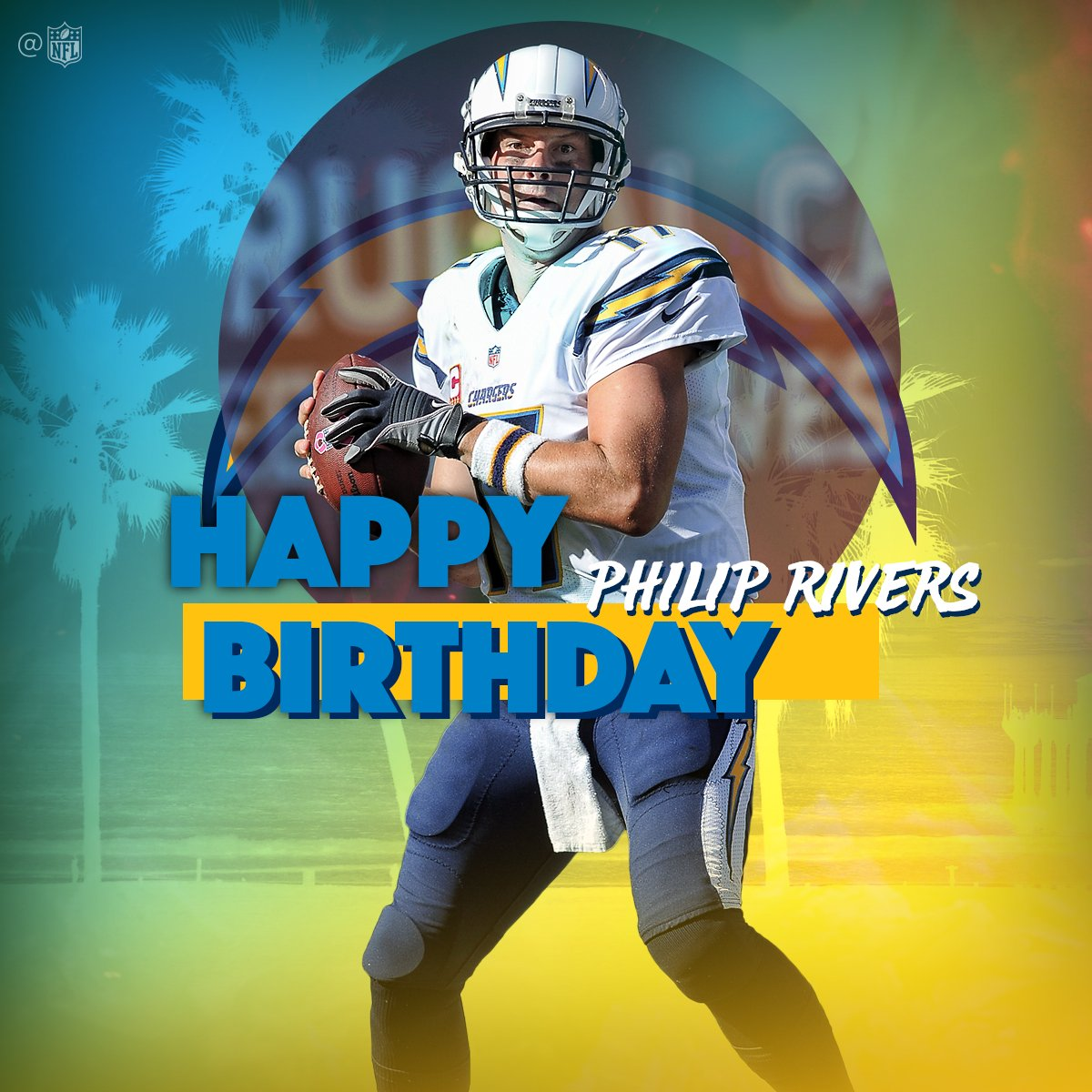 """San Diego Chargers Happy Birthday Pictures: NFL On Twitter: """"Happy Birthday To The @Chargers All-time"""