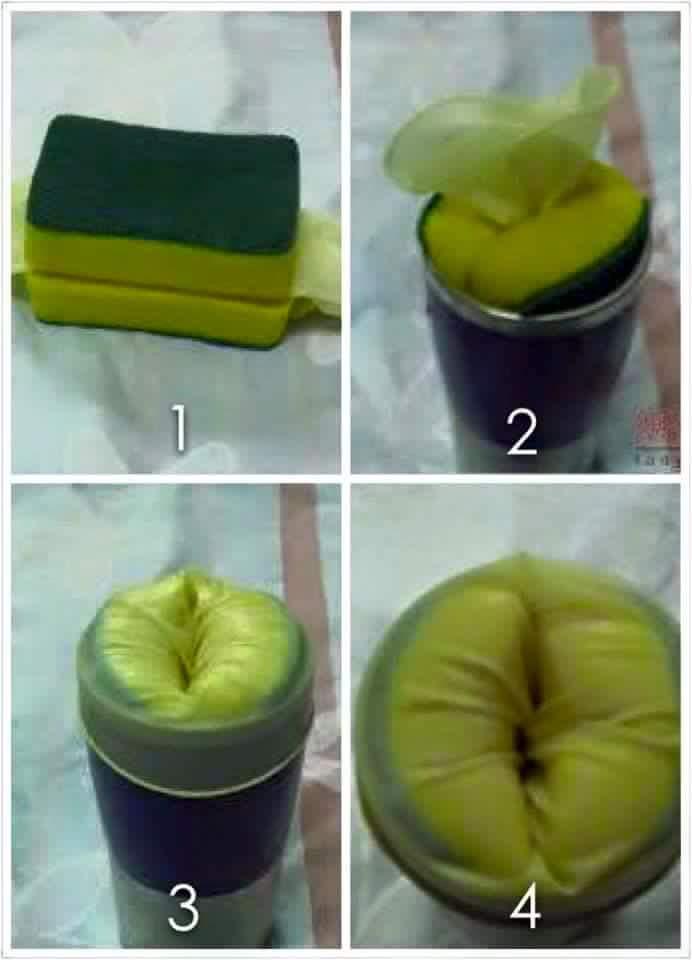 How to make homemade sex toy men