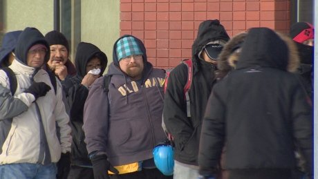 CBC launches winter clothing drive for Edmonton's homeless