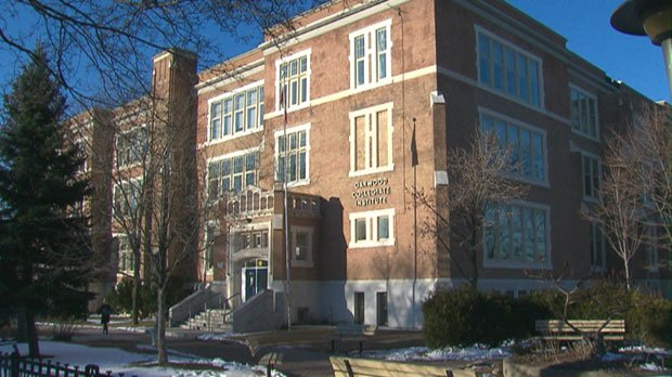Security hasn't been increased at Oakwood Collegiate Institute following threat