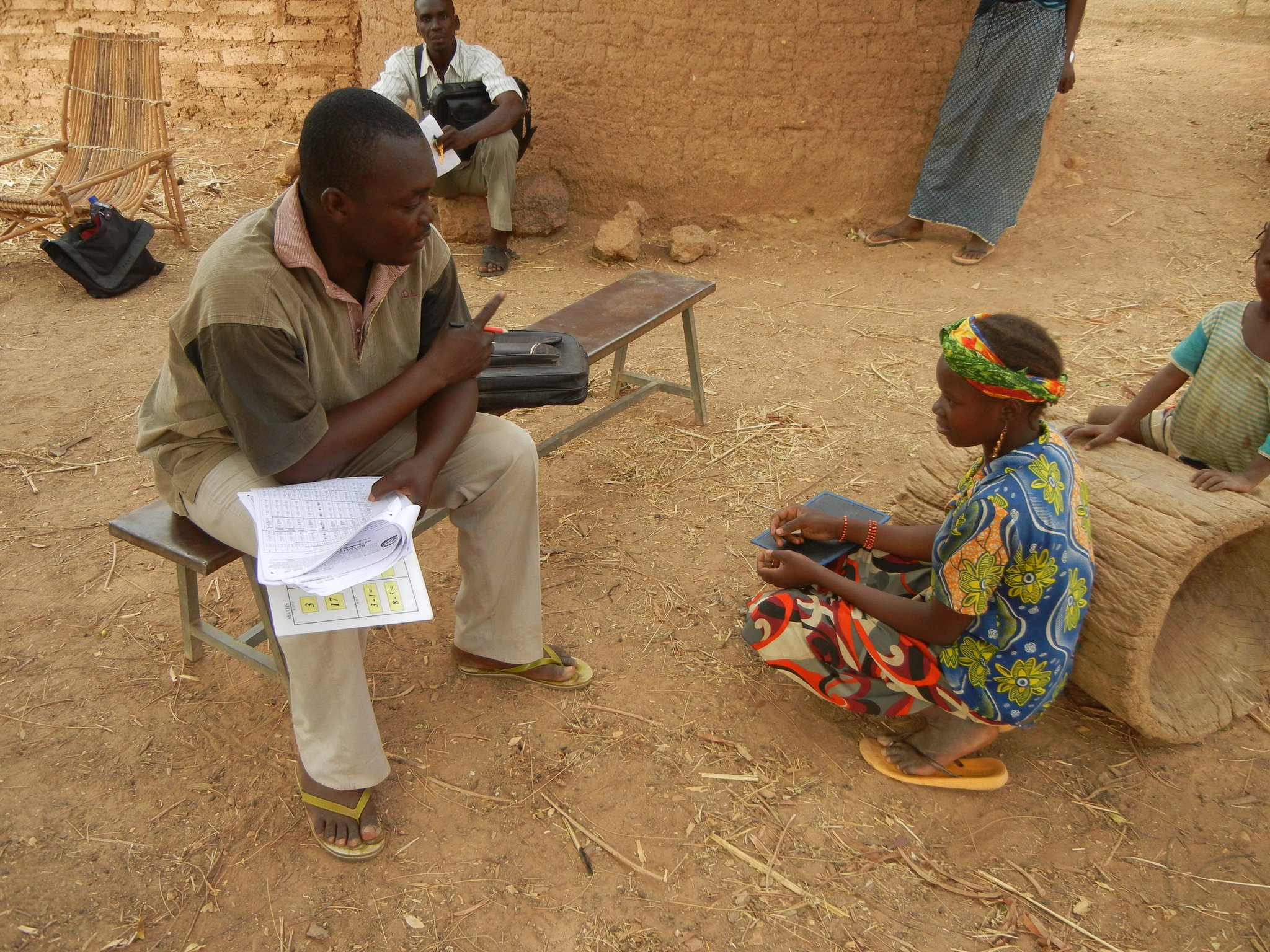 Girls education in Burkina Faso project shows how evidence led to scale up of an effective program. #All4Evidence    https://t.co/0q6sOkMN3r https://t.co/HMStim4bOC