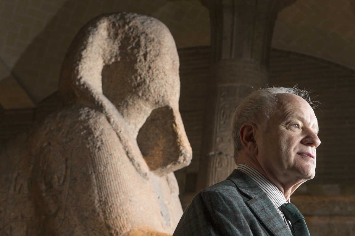 Penn online course whisks thousands off to Ancient Egypt