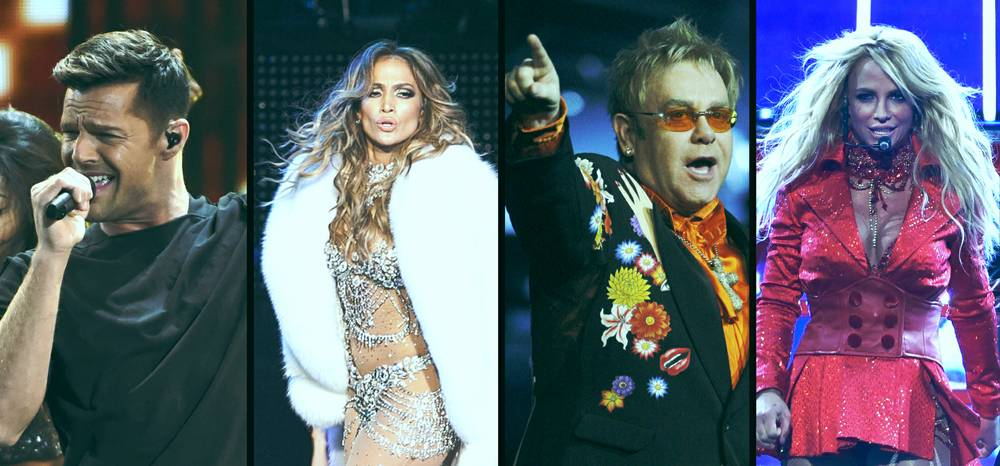 Artists in residence: How a slew of music stars helped revive a Vegas tradition