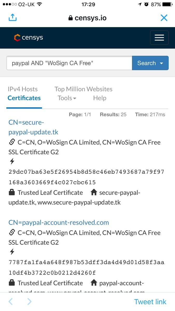 Kevin beaumont on twitter fake paypal sites with ssl fake paypal sites with ssl certificates 1betcityfo Image collections