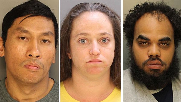 Philly police charge 41 accused drug dealers