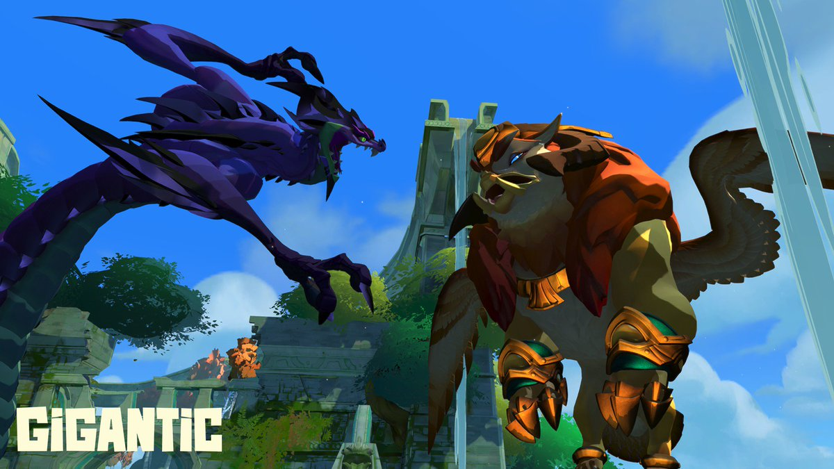 Gigantic's Open Beta Offers a Founder's Pack For $40 https://t.co/RwpGJx6vOg https://t.co/Pc9qXGo421