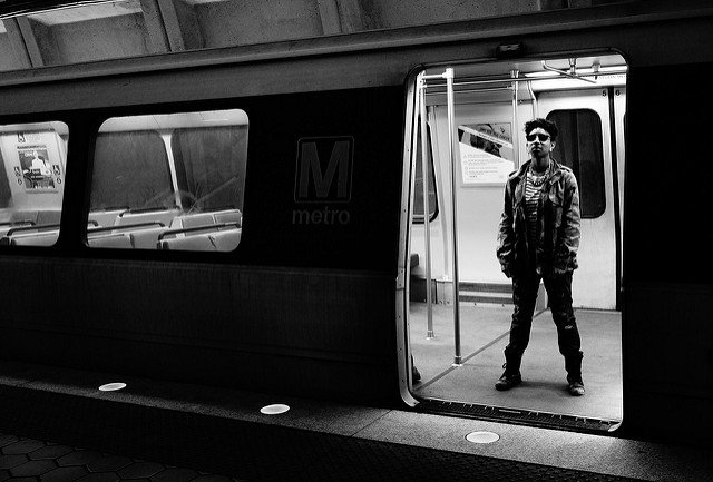 Metro is bringing back late-night service for one night: New Year's Eve.