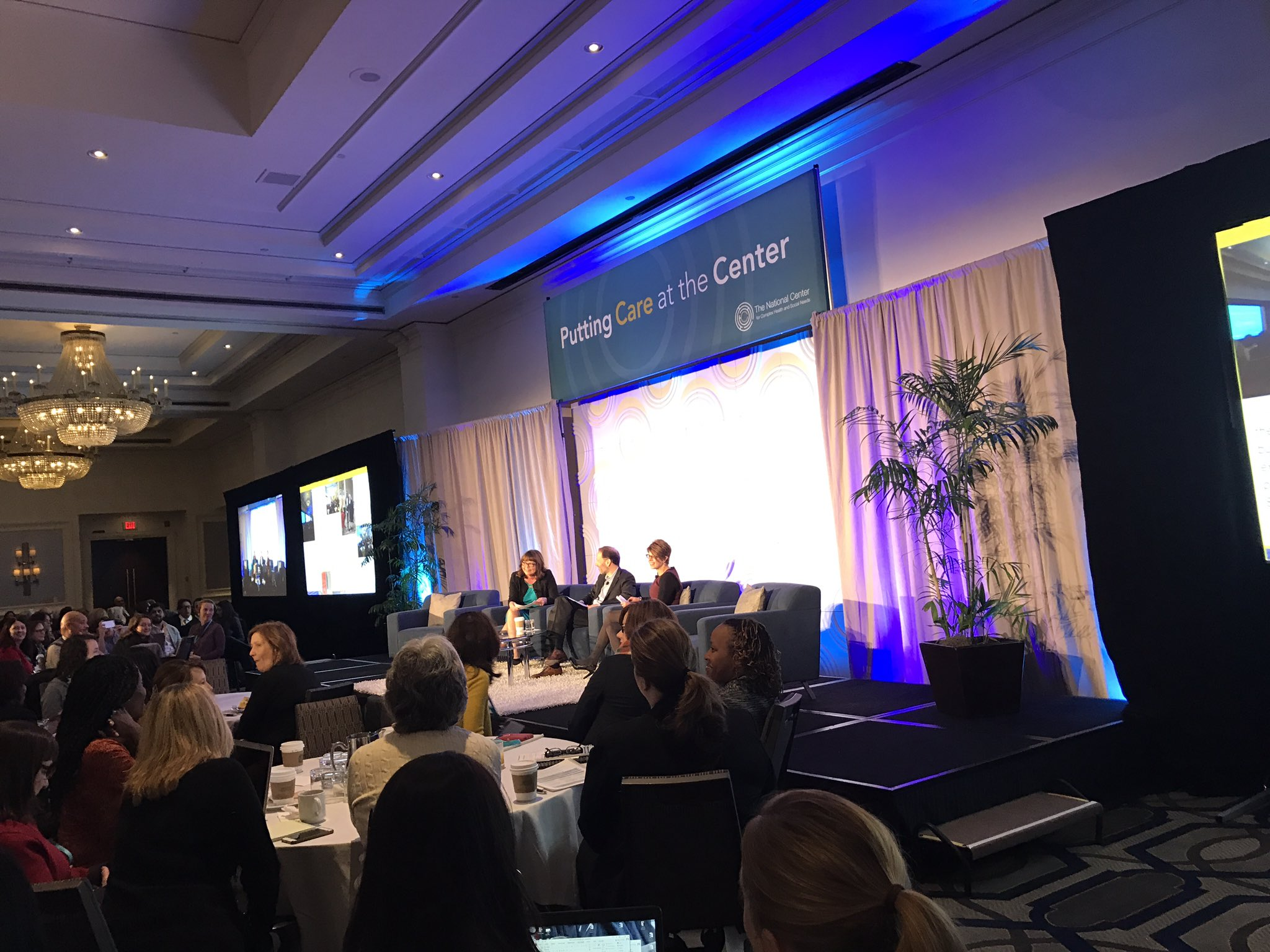 It's like Woodstock for social medicine at inaugural conference of the National Center for Complex Health and Social Needs #CenteringCare https://t.co/8kG6mKsvyr