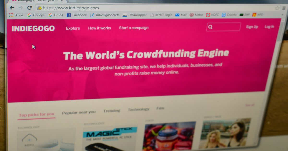 Indiegogo will use collection agencies to go after fraudsters