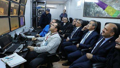 """تجربة تركية ناجحة لإطلاق صاروخ """"حصار"""" أرض جو متوسط المدى CzKVJjtXUAEYLoV"""