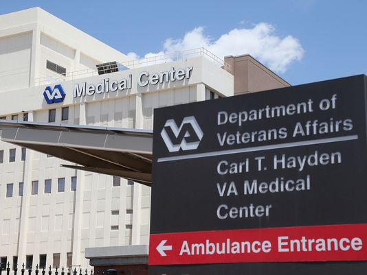 Phoenix veterans hospital gets VA's worst ranking