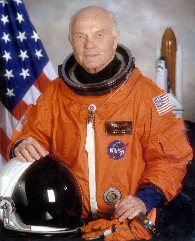 Former Astronaut and American hero John Glenn hospitalized