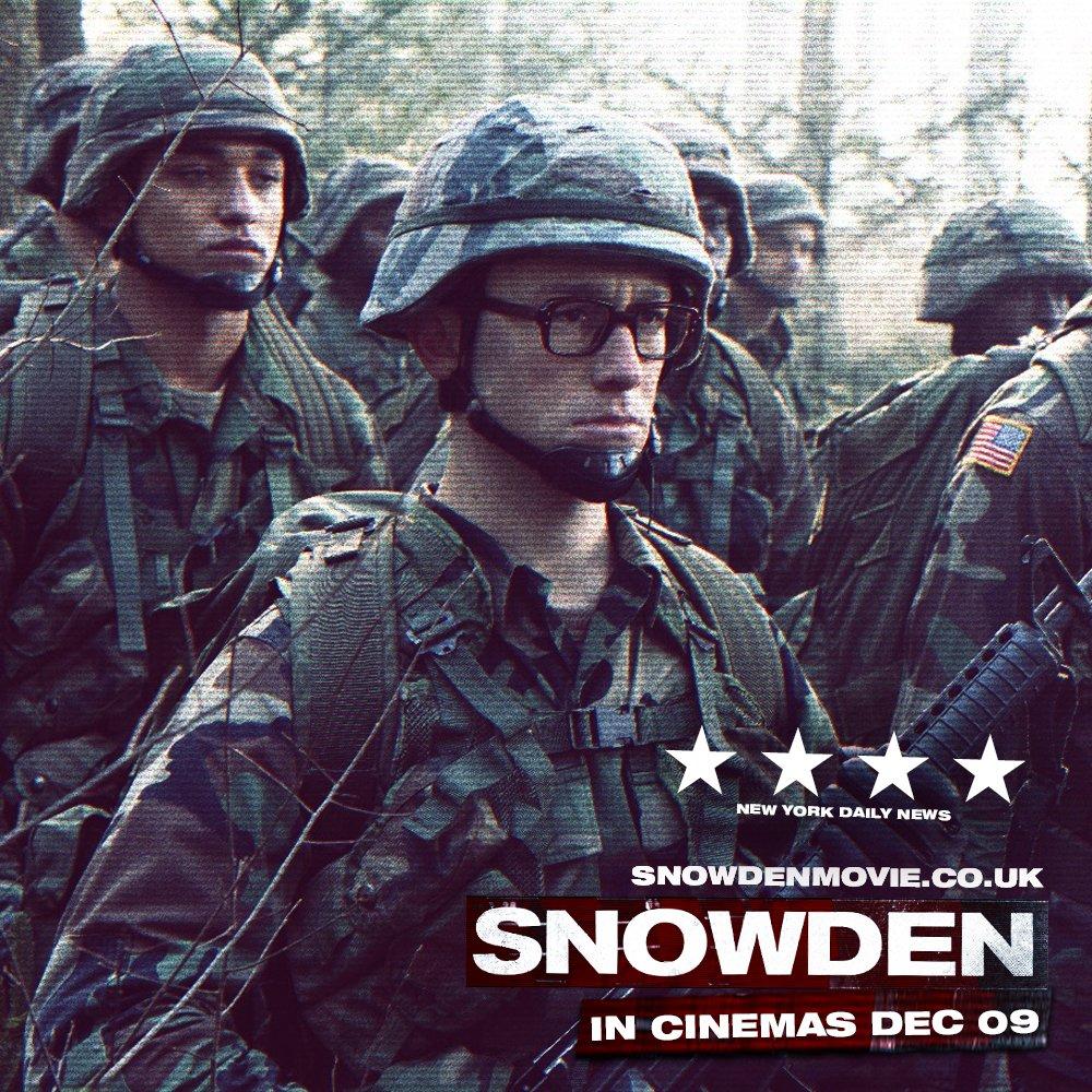 Snowden movie poster (#6 of 6) imp awards.