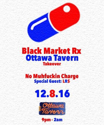 U can only witness what's happening if ur here. Ottawa Tavern tonite, slide thru and support! https://t.co/ZwSGuy0U4C